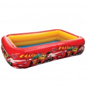 Piscina Mc Queen Cars Disney