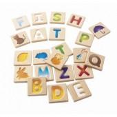 Plan Toys - Alfabeto A - Z II