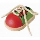 Plan Toys - Atar o Sapato
