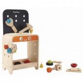 Plan Toys - Bancada de Ferramentas