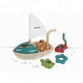 Plan Toys - Barco de Actividades