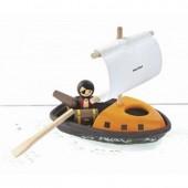 Plan Toys - Barco Pirata