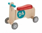 Plan Toys - Bicicleta Ride-On II