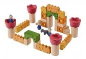 Plan Toys - Blocos de castelo