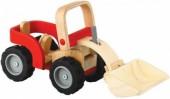 Plan Toys - Bulldozer madeira