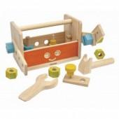 Plan Toys - Caixa de Ferramentas