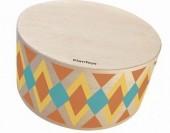 Plan Toys - Caixa de Ritmos - tambor