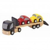 Plan Toys - Camião Transportador de Carros