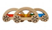 Plan Toys - Carrinho com Água Colorida