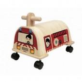 Plan Toys  - Carro de Bombeiros