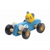 Plan Toys - Carro de Corrida Chita