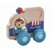 Plan Toys - Carro de Resgate