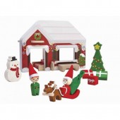 Plan Toys - Casa do Pai Natal