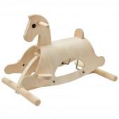Plan Toys - Cavalo de Madeira Lusitano