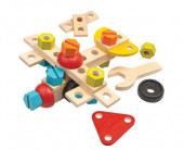 Plan Toys - Conjunto Construção