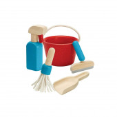 Plan Toys - Conjunto de Limpeza