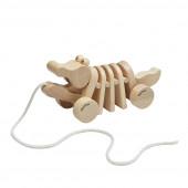 Plan Toys - Crocodilo Dançarino Natural