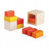 Plan toys - Cubos Fracções