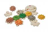 Plan Toys - Engrenagens e Puzzles