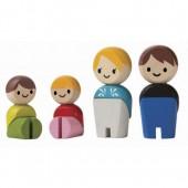 Plan Toys - Família Europeia