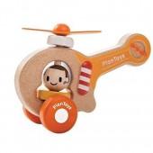 Plan Toys  - Helicóptero