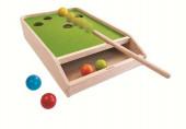 Plan Toys - Jogo Bilhar de Mesa