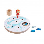 Plan Toys - Jogo Pesca no Gelo