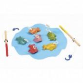 Plan Toys - Jogo Pesca o Peixinho