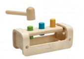 Plan Toys - Martelo e Pinos