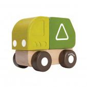 Plan Toys - Mini Camião do Lixo