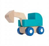 Plan Toys - Mini Escavadora