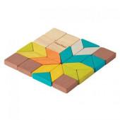 Plan Toys - Mosaico Puzzle