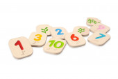 Plan Toys - Números 1-10 Braille