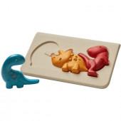 Plan Toys - Puzzle Dinossauro