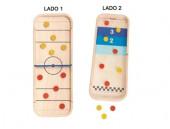 Plan Toys - Shuffleboard 2 em 1