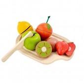 Plan Toys - Sortido de Frutas