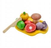 Plan Toys - Sortido de Vegetais
