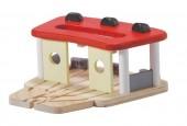 Plan Toys - Terminal Comboios Madeira