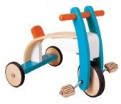 Plan Toys - Triciclo de Madeira