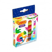 Plasticinas Jovi Neon 6 uni