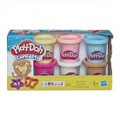 Plasticinas Play-Doh Confetti 6 potes