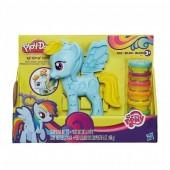 Plasticinas Play-Doh Pony Rainbow Dash