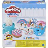 Play Doh Donuts Deliciosos