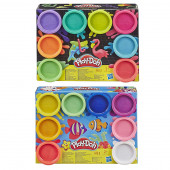 Play Doh Pack 8 Potes Sortidos