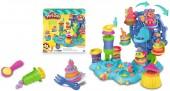 Play-Doh Roda Gigante de Cupcakes plasticina