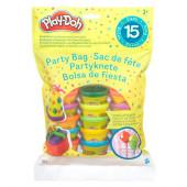 Play Doh Saco 15 Mini Potes Party Bag