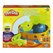 Play Doh Tartaruga Divertida