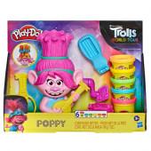Play Doh Trolls World Tour Poppy