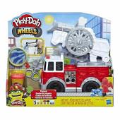 Play Doh Wheels - Camião de Bombeiros