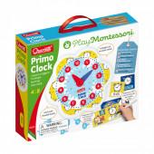 Play Montessori Primeiro Relógio Quercetti